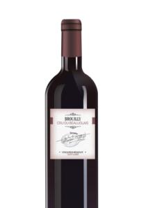Frédéric Trichard Etiquette bouteille